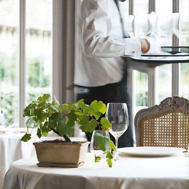 caudalie restaurant etoiles, restaurant etoilé bordeaux