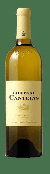 chateau cantelys blanc, vin blanc cantelys