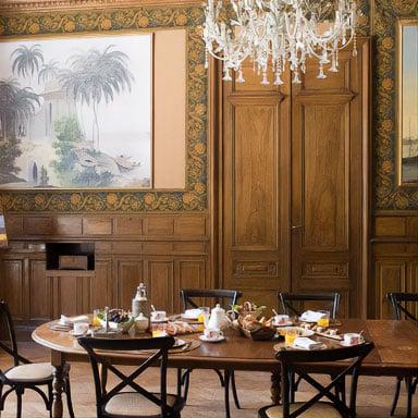 location salle chateau le thil