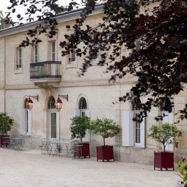 receptions chateau le thil